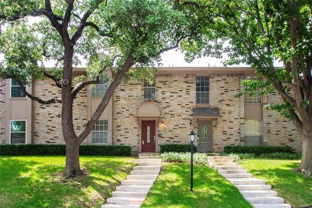 7610 Highmont Street, Dallas, TX 75230 (MLS #14236127) :: The Mauelshagen Group