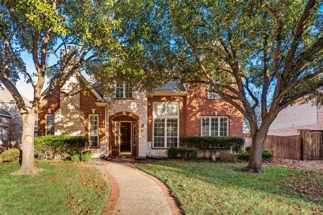 7724 Saragosa Creek Drive, Plano, TX 75025 (MLS #14236134) :: Trinity Premier Properties