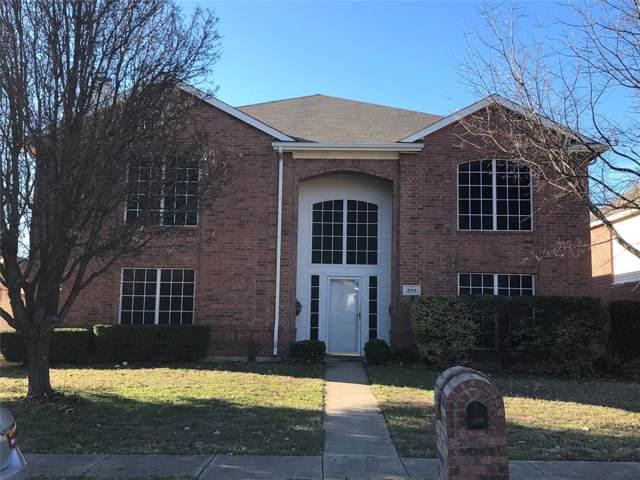 523 Pecan Leaf Drive, Lancaster, TX 75146 (MLS #14236147) :: Van Poole Properties Group