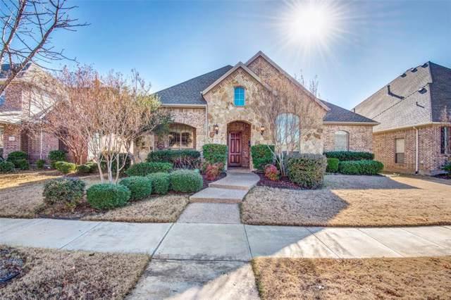 2320 Shoreham Circle, Lewisville, TX 75056 (MLS #14236153) :: The Kimberly Davis Group