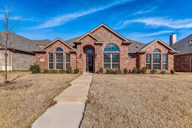 2602 Idlewood Drive, Wylie, TX 75098 (MLS #14236164) :: Tenesha Lusk Realty Group