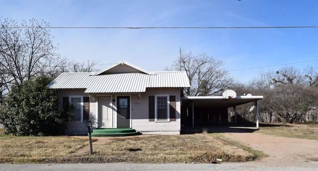 1916 S Pecos, Coleman, TX 76834 (MLS #14236178) :: Maegan Brest | Keller Williams Realty