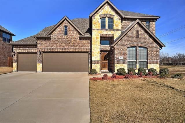 421 Northcreek Drive, Sherman, TX 75092 (MLS #14236197) :: RE/MAX Town & Country