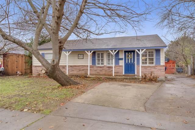 2045 Evergreen Street, Garland, TX 75041 (MLS #14236198) :: The Good Home Team