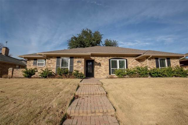 6929 La Manga Drive, Dallas, TX 75248 (MLS #14236225) :: The Kimberly Davis Group