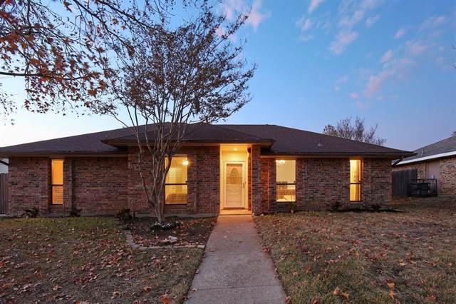 916 Hillside Lane, Flower Mound, TX 75028 (MLS #14236230) :: The Good Home Team