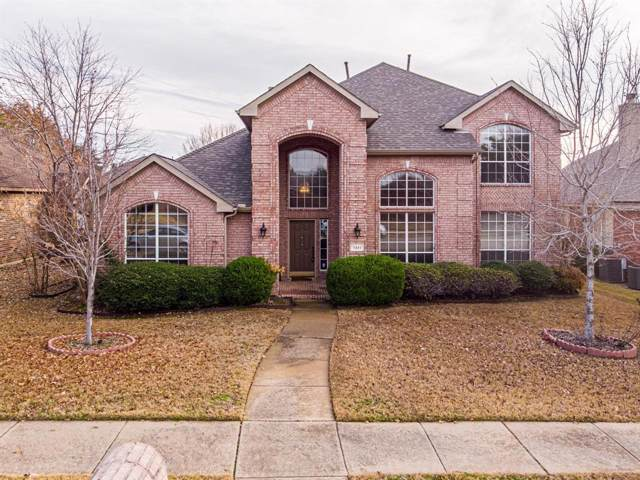 1311 Constellation Drive, Allen, TX 75013 (MLS #14236254) :: The Good Home Team