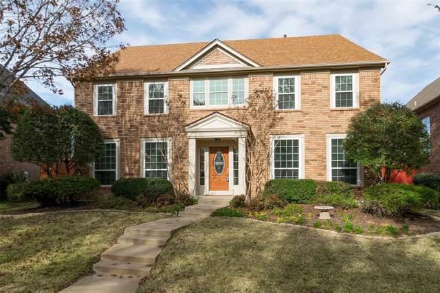 2301 Honeylocust Drive, Irving, TX 75063 (MLS #14236273) :: Tenesha Lusk Realty Group