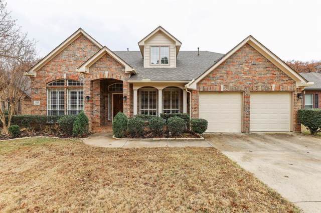2704 Pinehurst Drive, Grapevine, TX 76051 (MLS #14236286) :: The Kimberly Davis Group