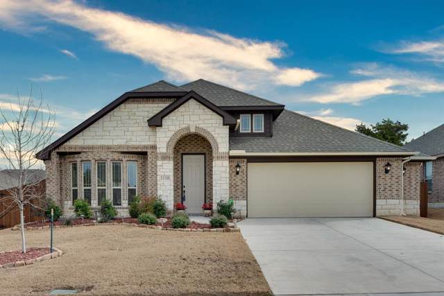 1110 Westminster Drive, Midlothian, TX 76065 (MLS #14236291) :: Real Estate By Design