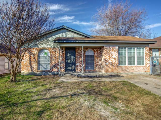 509 Hallvale Drive, White Settlement, TX 76108 (MLS #14236307) :: Baldree Home Team