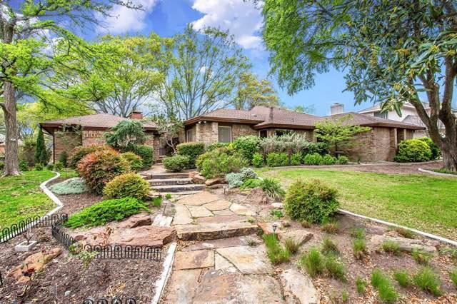 2805 W Prairie Creek Drive, Richardson, TX 75080 (MLS #14236315) :: Caine Premier Properties
