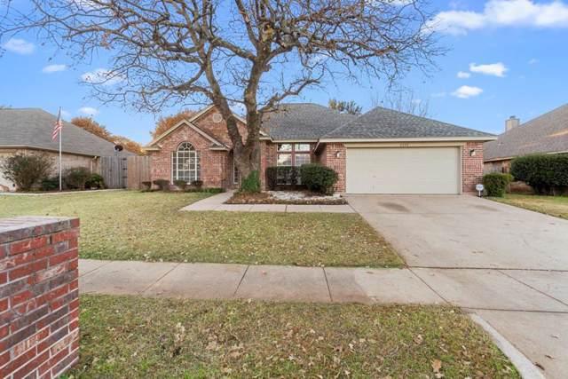 7337 Hidden Oaks Drive, North Richland Hills, TX 76182 (MLS #14236341) :: Tenesha Lusk Realty Group