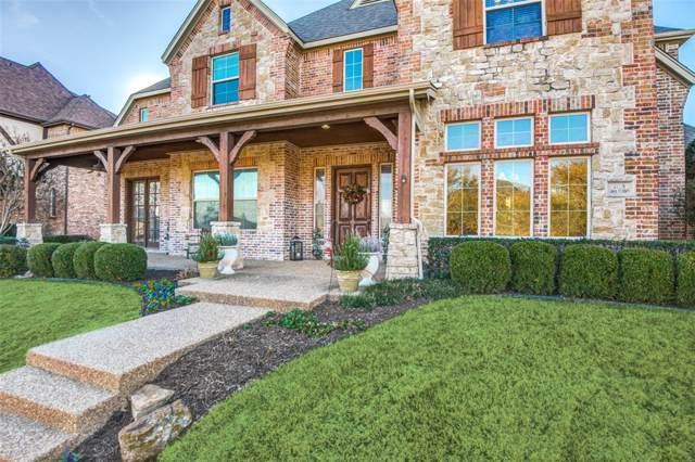 2608 Queen Elizabeth Boulevard, Lewisville, TX 75056 (MLS #14236342) :: RE/MAX Town & Country