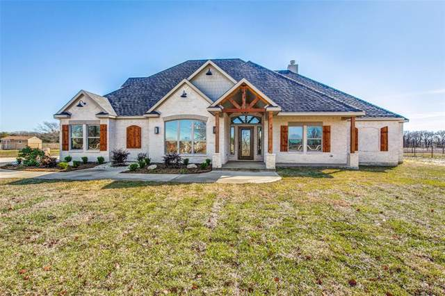 135 Smith, Combine, TX 75159 (MLS #14236389) :: The Kimberly Davis Group