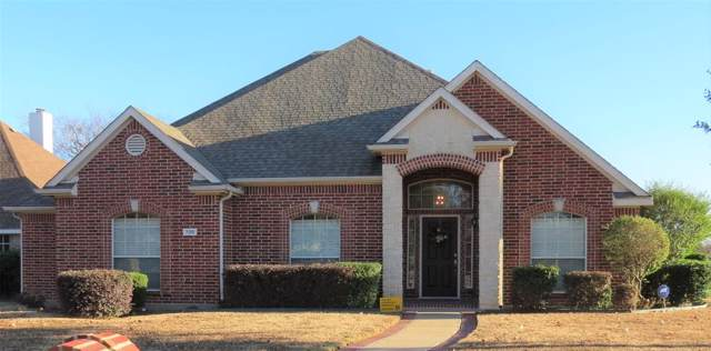 700 Dover Heights Trail, Mansfield, TX 76063 (MLS #14236390) :: All Cities Realty