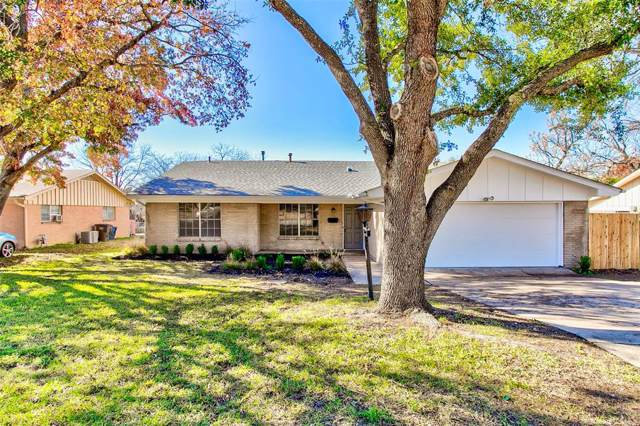 2912 Conejos Drive, Fort Worth, TX 76116 (MLS #14236391) :: Baldree Home Team
