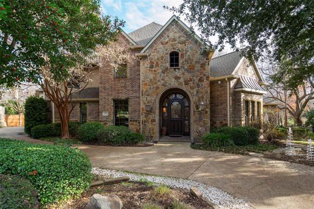 6620 Whispering Woods Court, Plano, TX 75024 (MLS #14236393) :: Potts Realty Group