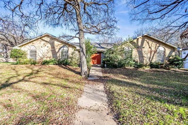 1201 Springwood Court, Euless, TX 76040 (MLS #14236410) :: Lynn Wilson with Keller Williams DFW/Southlake