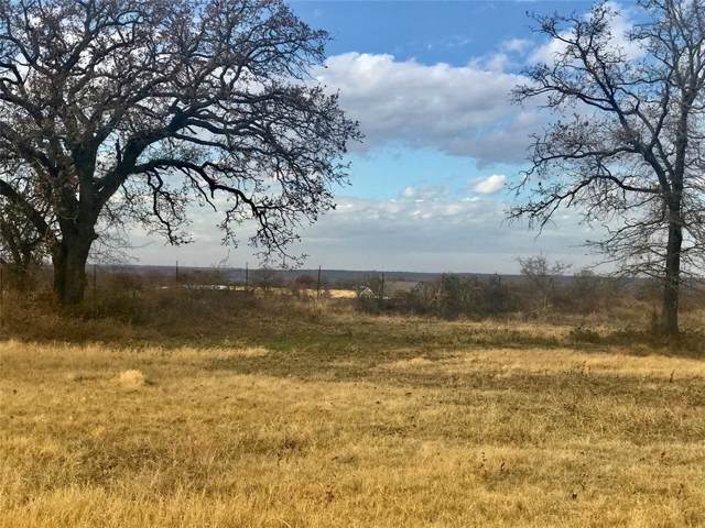 1105 Jw Tipps Road, Perrin, TX 76486 (MLS #14236414) :: Team Hodnett
