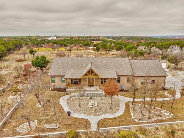 1075 Majestic Shrs, Bluff Dale, TX 76433 (MLS #14236423) :: The Kimberly Davis Group