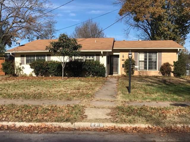 2316 W 8th Avenue, Corsicana, TX 75110 (MLS #14236456) :: The Kimberly Davis Group