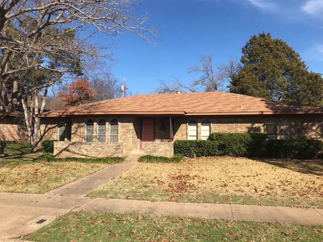 223 Larry Drive, Duncanville, TX 75137 (MLS #14236477) :: Hargrove Realty Group