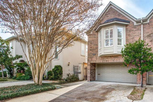 5205 Byers Avenue, Fort Worth, TX 76107 (MLS #14236479) :: The Heyl Group at Keller Williams