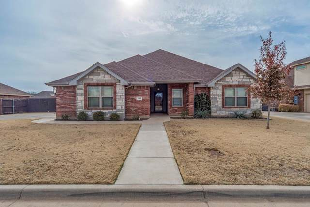 3809 Hill Country Drive, Abilene, TX 79606 (MLS #14236498) :: The Real Estate Station