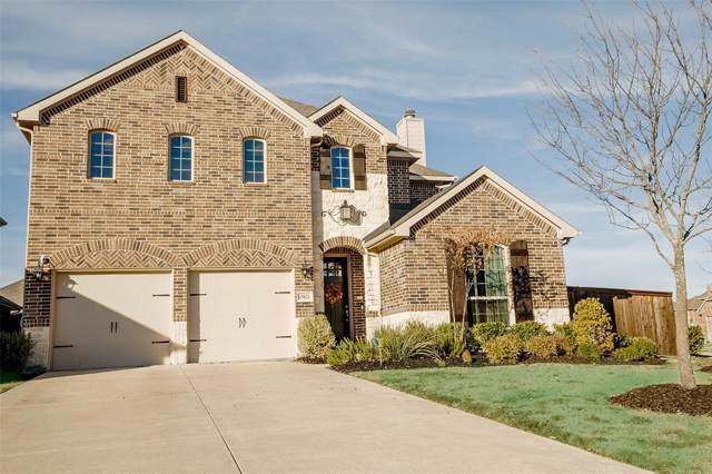 15621 Governors Island Way, Prosper, TX 75078 (MLS #14236502) :: Caine Premier Properties
