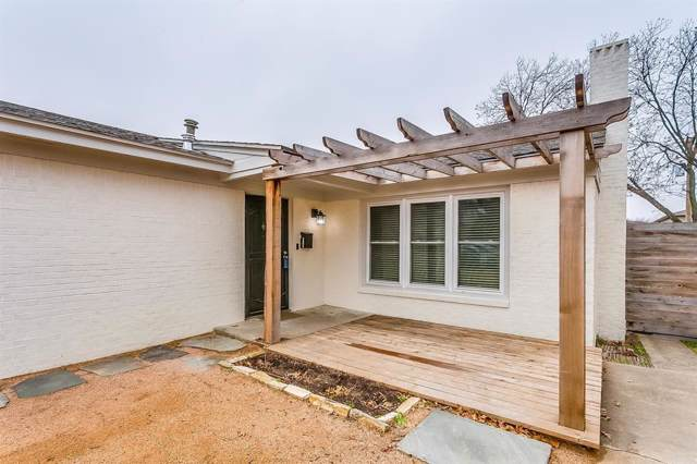2732 Forest Park Boulevard, Fort Worth, TX 76110 (MLS #14236509) :: 24:15 Realty