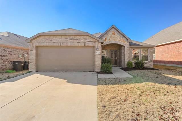 4721 Homelands Way, Fort Worth, TX 76135 (MLS #14236517) :: Baldree Home Team