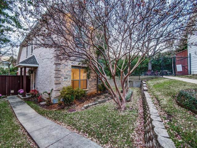 2536 Wedglea Drive, Dallas, TX 75211 (MLS #14236528) :: Ann Carr Real Estate