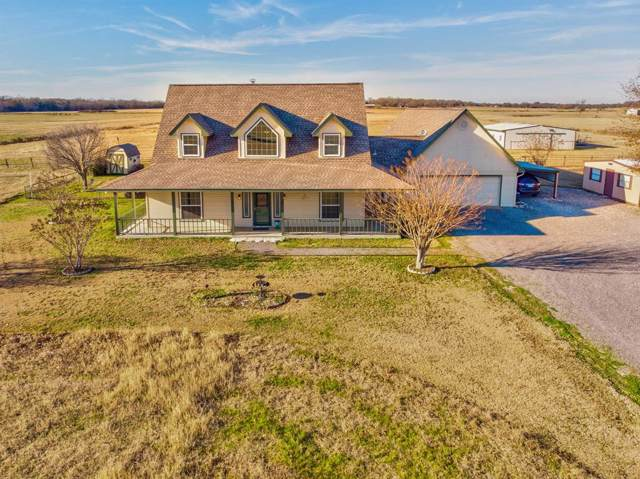5325 County Road 312, Cleburne, TX 76031 (MLS #14236537) :: Bray Real Estate Group