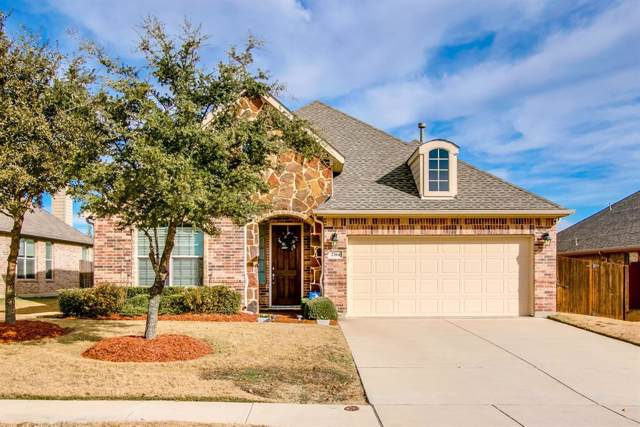 2364 San Augustine Lane, Grand Prairie, TX 75052 (MLS #14236539) :: The Chad Smith Team