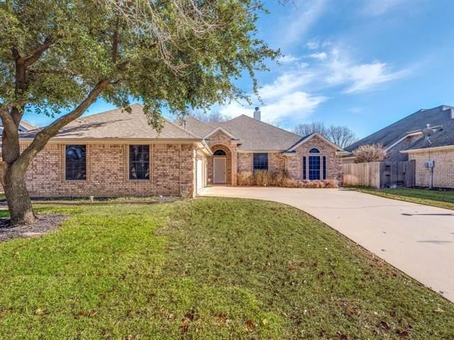 412 Chestnut Lane, Saginaw, TX 76179 (MLS #14236552) :: 24:15 Realty