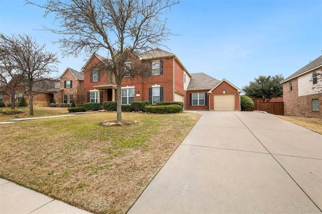 900 Grapevine Court, Prosper, TX 75078 (MLS #14236562) :: HergGroup Dallas-Fort Worth
