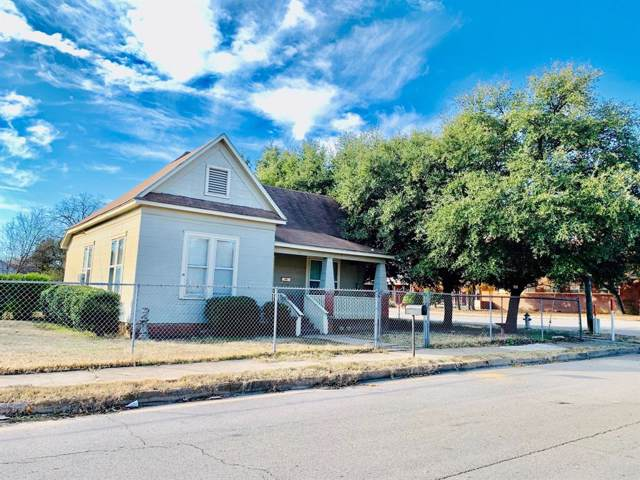 515 SW 8th Street, Mineral Wells, TX 76067 (MLS #14236563) :: Baldree Home Team