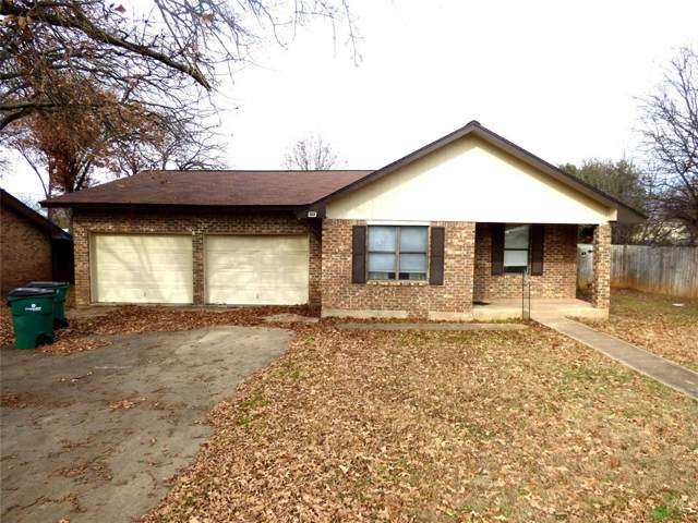 2101 W Plummer Street, Eastland, TX 76448 (MLS #14236590) :: Lynn Wilson with Keller Williams DFW/Southlake