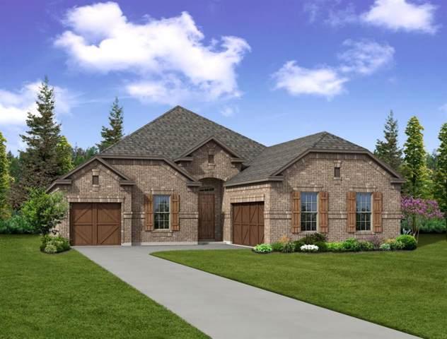 1215 Coneflower Drive, Frisco, TX 75033 (MLS #14236601) :: RE/MAX Pinnacle Group REALTORS