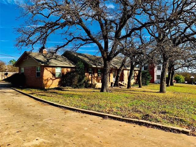 604 NW 13th Street, Mineral Wells, TX 76067 (MLS #14236610) :: The Kimberly Davis Group
