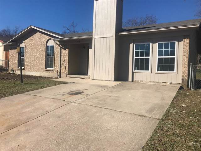 866 Mirike Drive, White Settlement, TX 76108 (MLS #14236613) :: Baldree Home Team