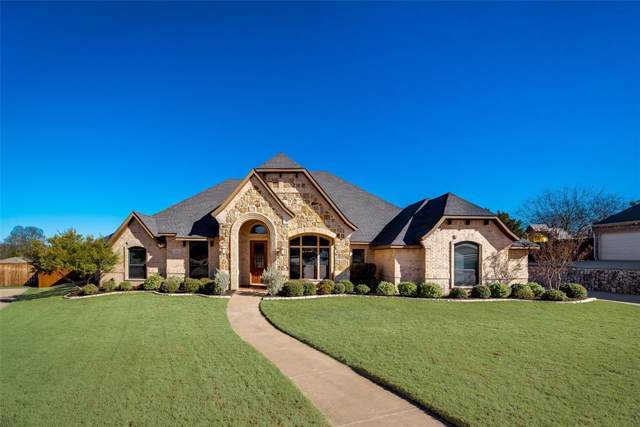 125 Ovilla Creek Court, Ovilla, TX 75154 (MLS #14236624) :: Tenesha Lusk Realty Group