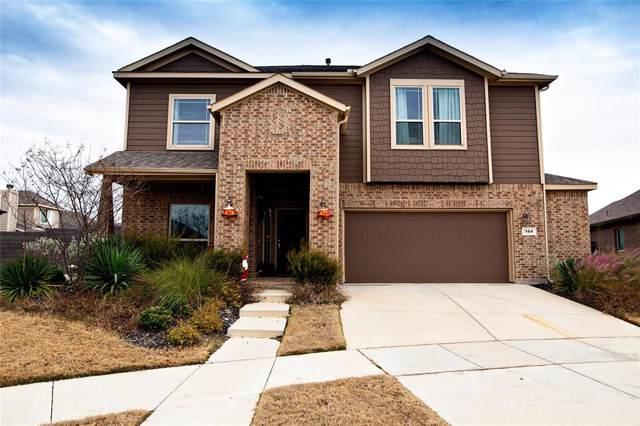 104 Rose Court, Argyle, TX 76226 (MLS #14236629) :: Trinity Premier Properties