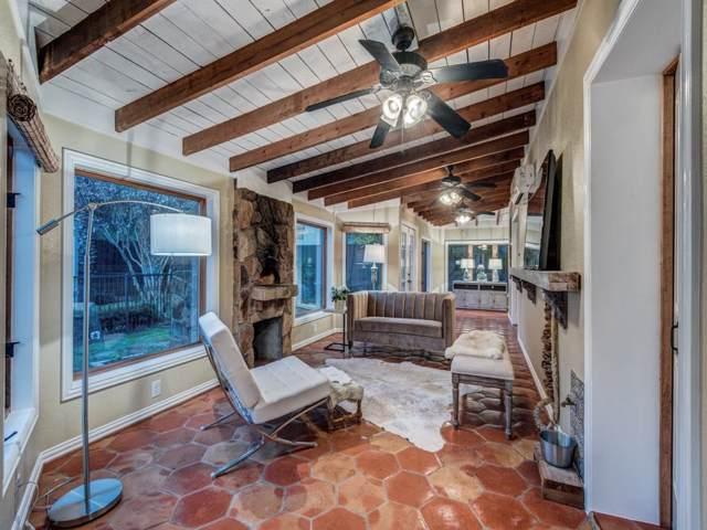 4532 Westway Avenue, Highland Park, TX 75205 (MLS #14236631) :: Robbins Real Estate Group