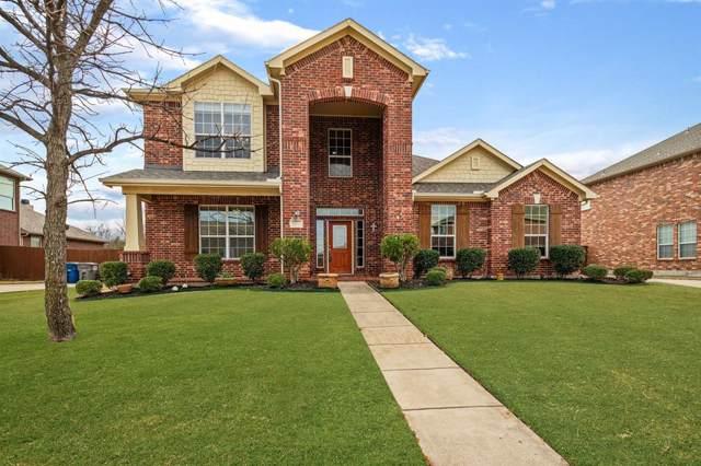 1509 Elkmont Drive, Wylie, TX 75098 (MLS #14236651) :: Tenesha Lusk Realty Group