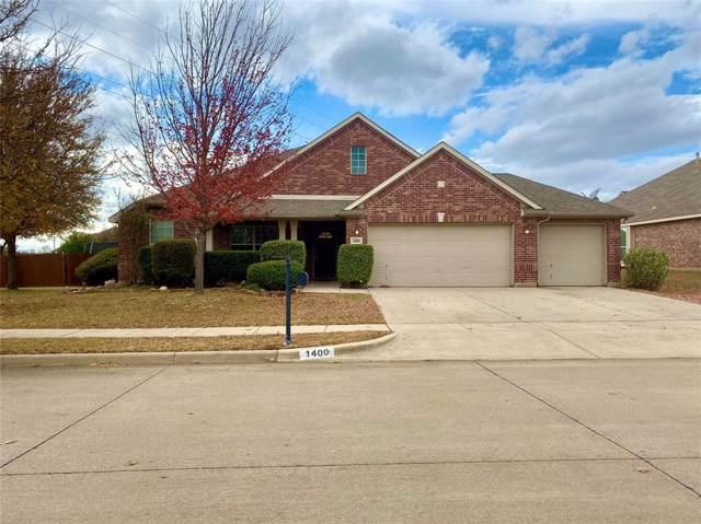 1400 Rock Elm Road, Saginaw, TX 76131 (MLS #14236652) :: Ann Carr Real Estate