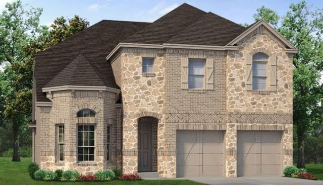 672 Harris Ridge Drive, Arlington, TX 76002 (MLS #14236654) :: All Cities Realty