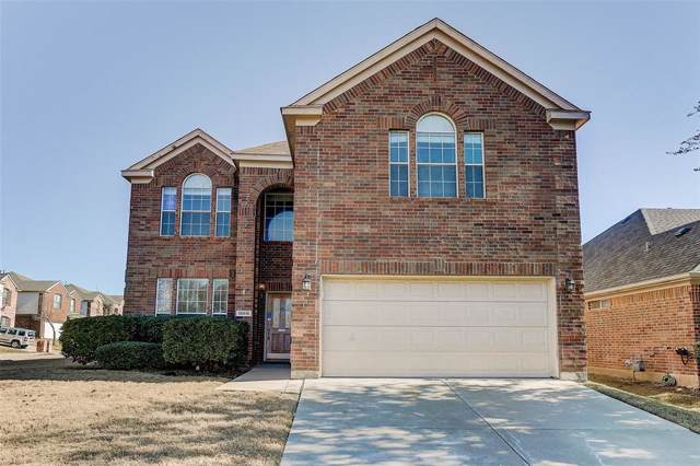 10016 Channing Road, Fort Worth, TX 76244 (MLS #14236687) :: The Chad Smith Team