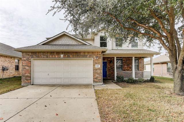 1013 Partridge Drive, Aubrey, TX 76227 (MLS #14236688) :: Real Estate By Design